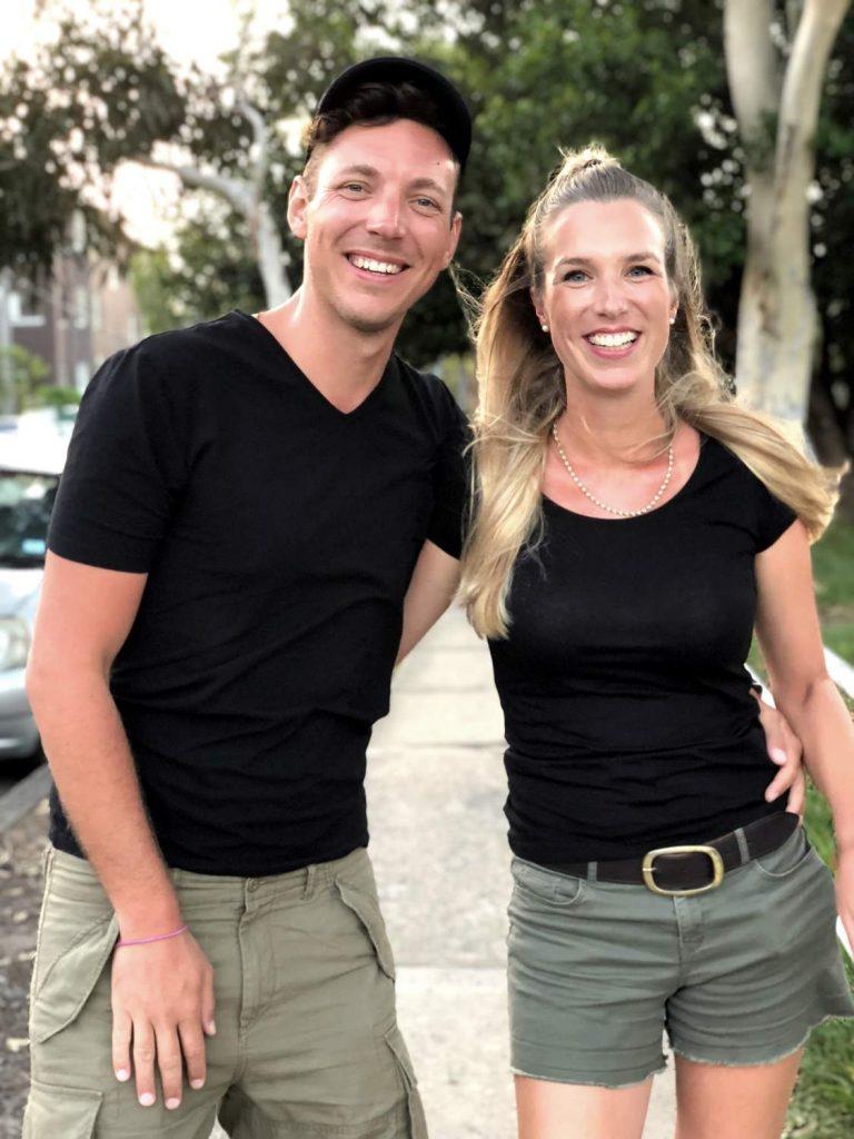 Die Autoren Bea Uhlenberg und Jan Carlo Ollig von Go Remote