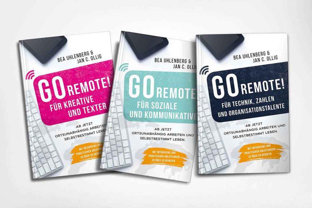 Die GO REMOTE! Bücherreihe