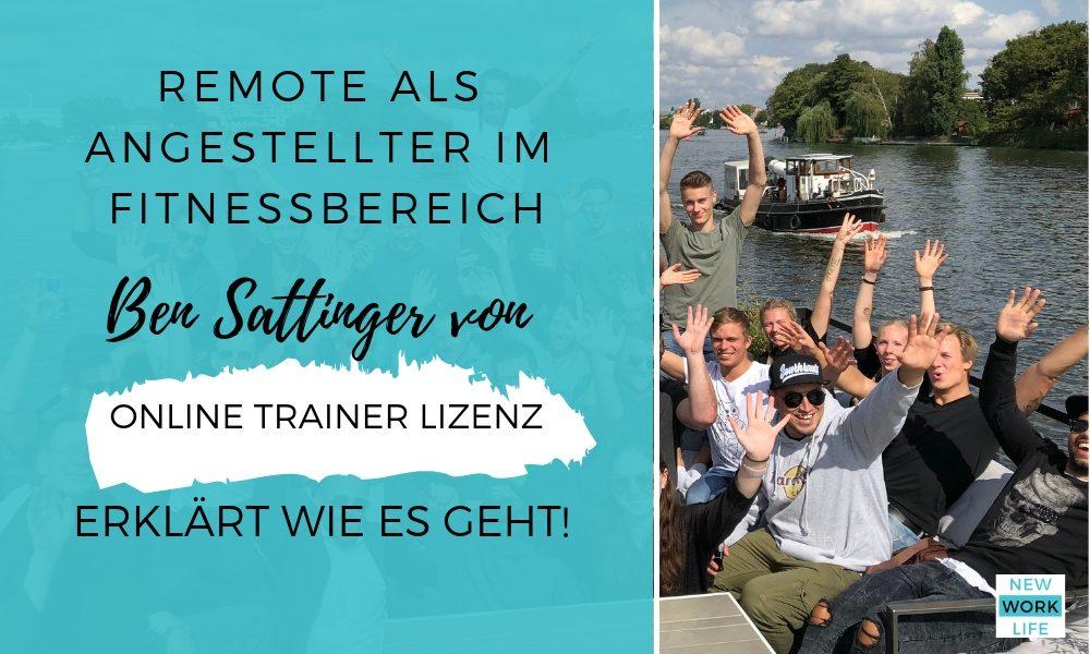 Headerbilder für Blogpost_Online Trainer Lizenz_Ben Sattinger_web