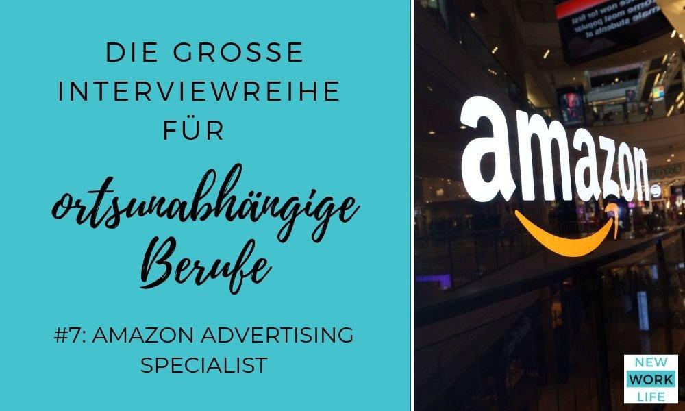 Blogpost_Amazon Advertising Specialist ALS REMOTE JOB IN FESTANSTELLUNG_Marko Lang