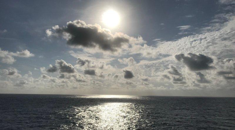 Unendliche Weiten des Ozeans