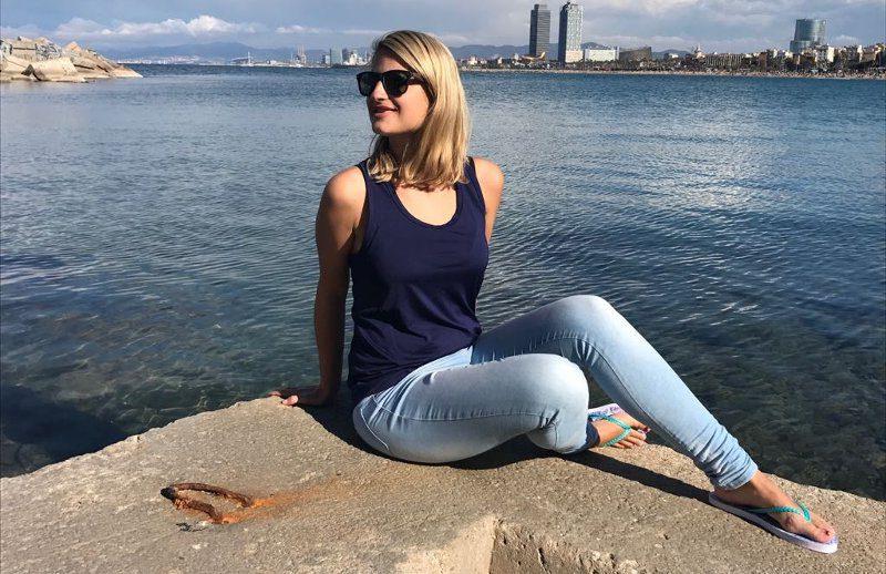 Josefine Dill_Wie Josefine remote von Mallorca aus arbeitet