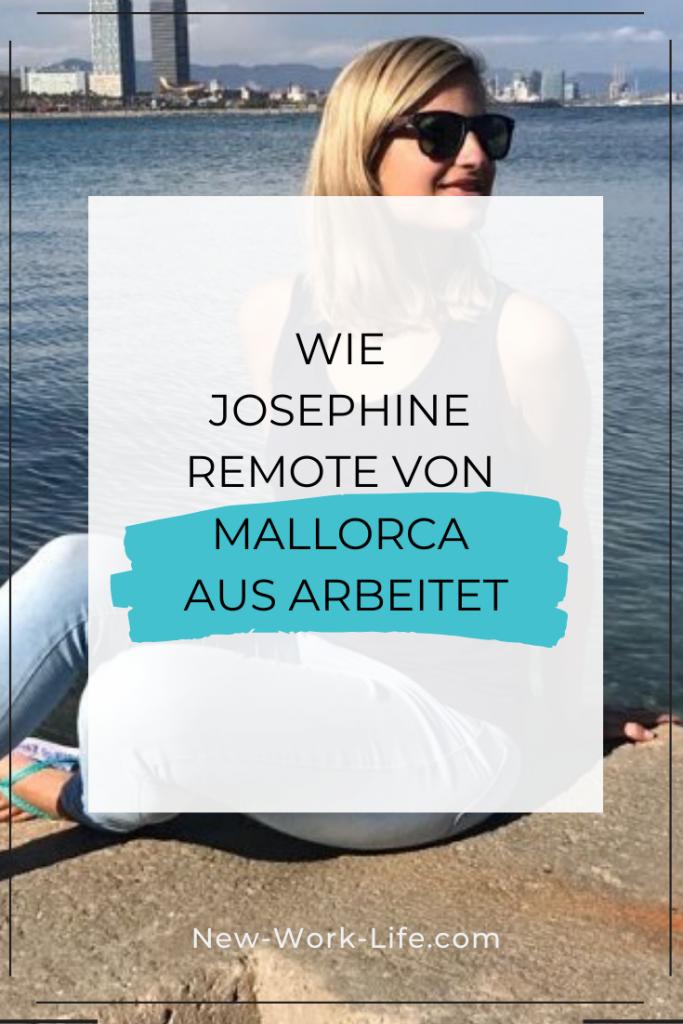 PIN_Josefine Dill_Wie Josefine remote von Mallorca aus arbeitet