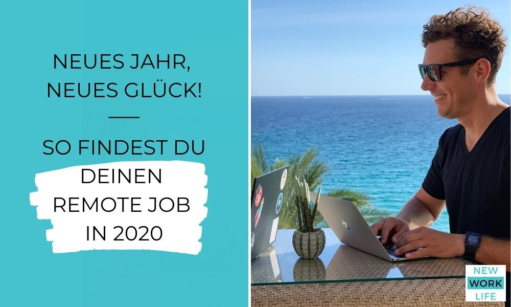 Remote Job finden in 2020