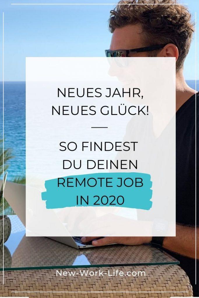 Neues Jahr, neues Glück_So findest du deinen Remote Job in 2020